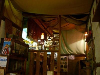 れんげ茶屋 店内2
